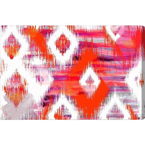 Burst Creative 'Hello Summer!' Canvas Art
