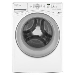 Whirlpool 27-inch Front-Load Washer with 4.1 cu. ft. Capacity White