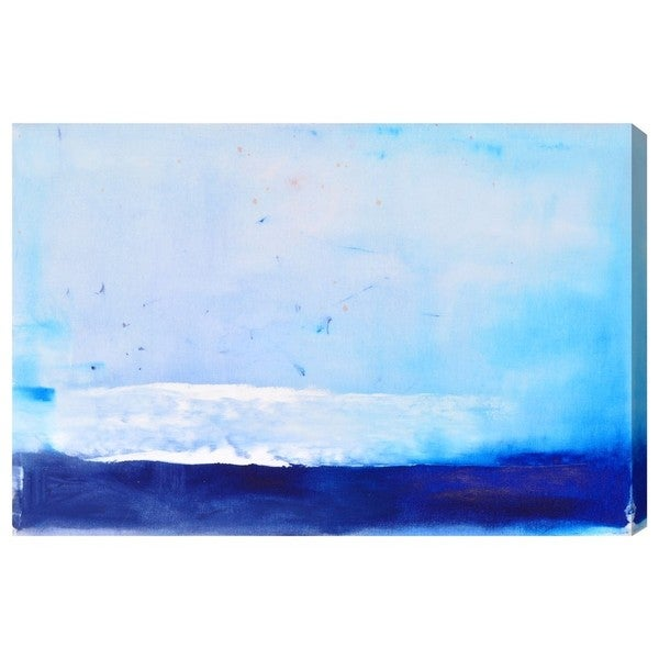 Burst Creative 'Oceano' Canvas Art