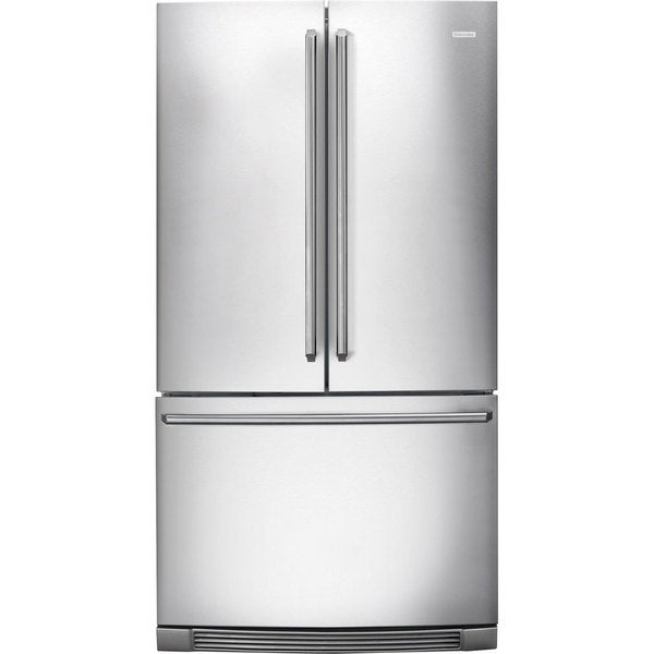Electrolux 22.6 cu. ft. Counter-Depth Stainless Steel French Door Refrigerator