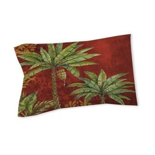 Thumbprintz Palms Pattern II Sham