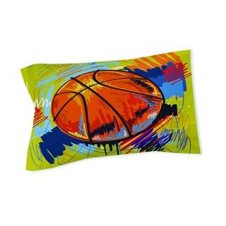 Thumbprintz Basketball Slam Dunk Sham