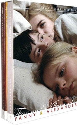 Fanny and Alexander 5-Disc Box Set - Criterion Collection (DVD)