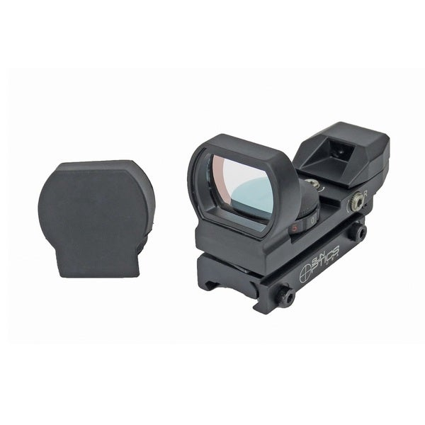 Sun Optics Scope 23x33mm Reflex Sight/R/G/IR/4-Reticle