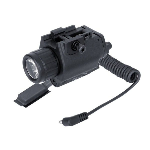 Sun Optics Laser /Light/3W/LED/250 Lumens/5mw Red Laser