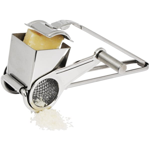 Winco Cheese Grater with Drum