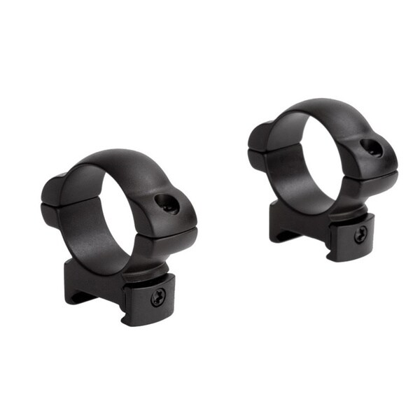Sun Optics Rings 30mm Medium Steel Sport Hex Recoil Key