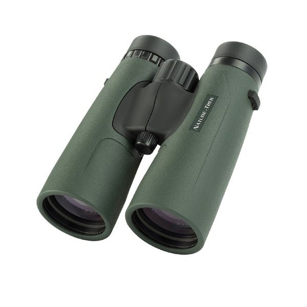 Hawke Nature Trek Green 12x50 BAK 4 Binocular