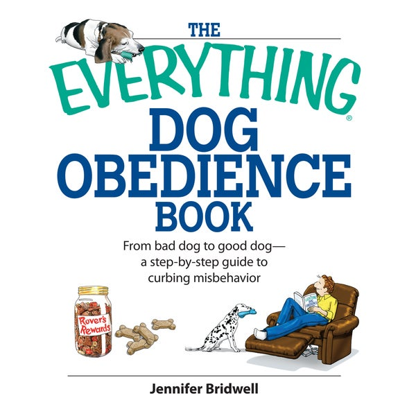 Adams Media BooksThe Everything Dog Obedience Book