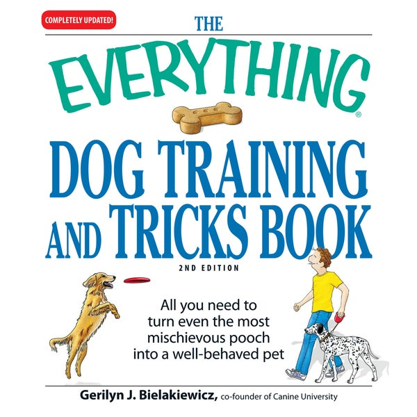 Adams Media BooksEverything Dog Training & Tricks