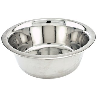 Economy Stainless Steel Dish 2qt