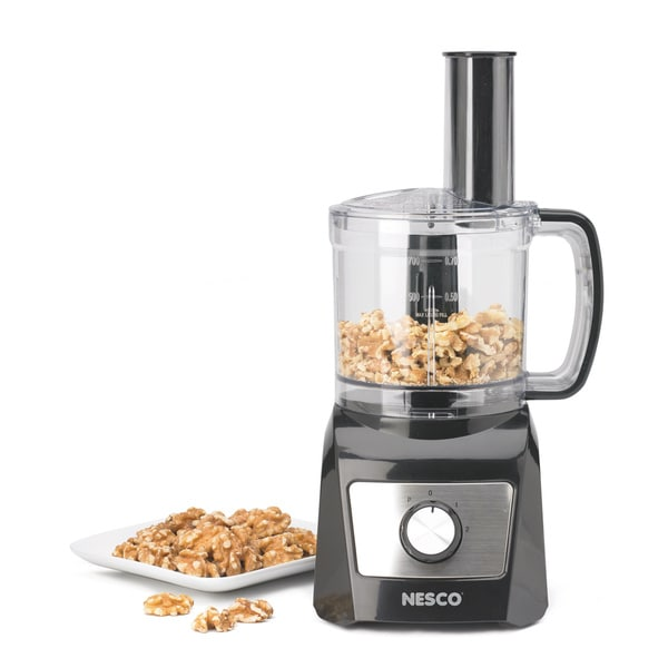 NescoFP-300 Black 3-cup Food Processor