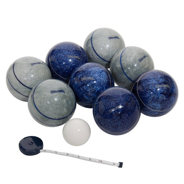 Spalding Prof Bocce Set 107mm