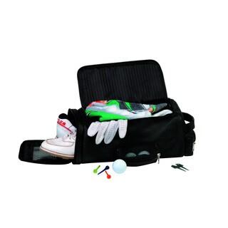 Royce Leather Golf Shoe & Accessory Duffel Bag