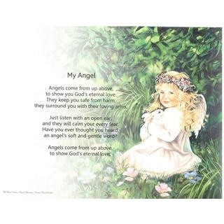 Angel Blessings I Print