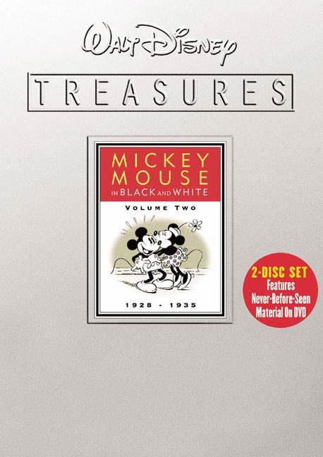 Walt Disney Treasures - Mickey Mouse In Black & White: Vol. 2 (DVD)