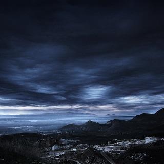 Marmont Hill Art Collective 'Dark Skies' Canvas Art