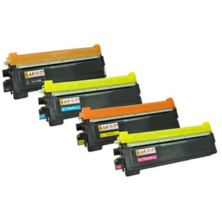 Brother Compatible TN-210 Toner Cartridge (4-Pack)