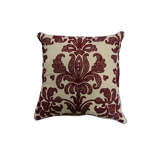 Imperial Damask 18-inch Decorative Pillow