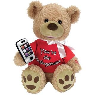 Chantilly Lane My Phone Bear
