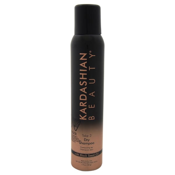 Kardashian Beauty Take 2 5.3-ounce Dry Shampoo with Black Seed Oil