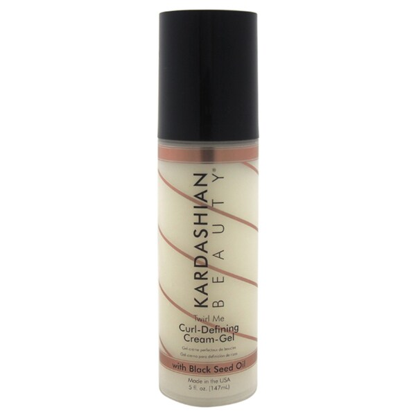Kardashian Beauty Twirl Me 5-ounce Curl Defining Cream-Gel
