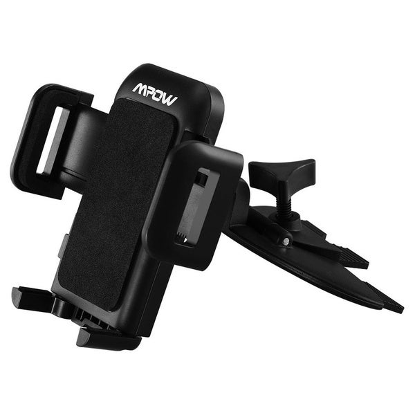 Mpow Grip Pro 2 Universal CD Slot Car Mount 360 Degree Rotation