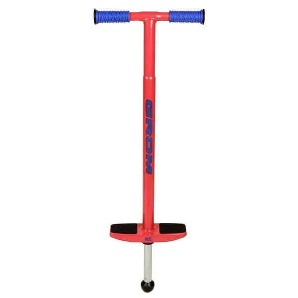 NSG Grom Red Pogo Stick