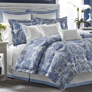 Tommy Bahama Porcelain Paradise 3-piece Duvet Cover Set