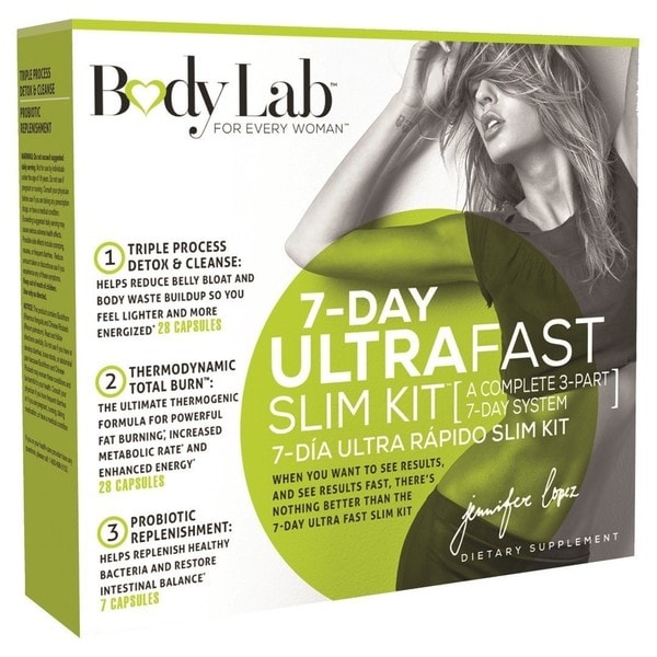 BodyLab 7-day Ultra Fast Slim Kit
