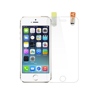 NIC Glasstic 4H Hardened Bulletproof Screen Protector Film for Apple iPhone 5/ 5s
