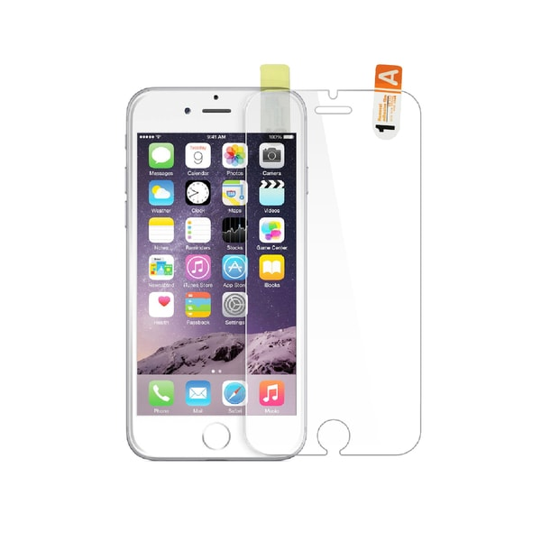NIC Glasstic 4H Hardened Bulletproof Screen Protector Film for Apple iPhone 6