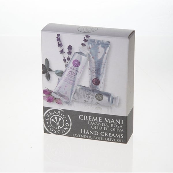 Erbario Toscano Hand Cream Gift Set