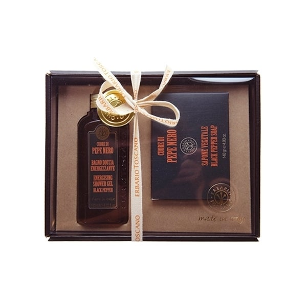 Erbario Toscano Black Pepper Gift Set
