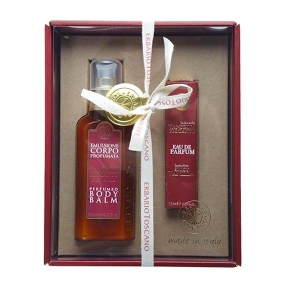 Erbario Toscano Spicy Vanilla Gift Set