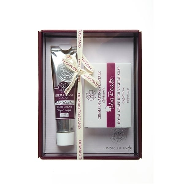 Erbario Toscano Royal Grape Gift Set