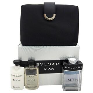Bvlgari Man 4-piece Gift Set