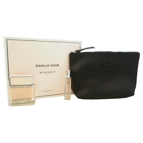Givenchy Dahlia Noir Women's 3-piece Gift Set