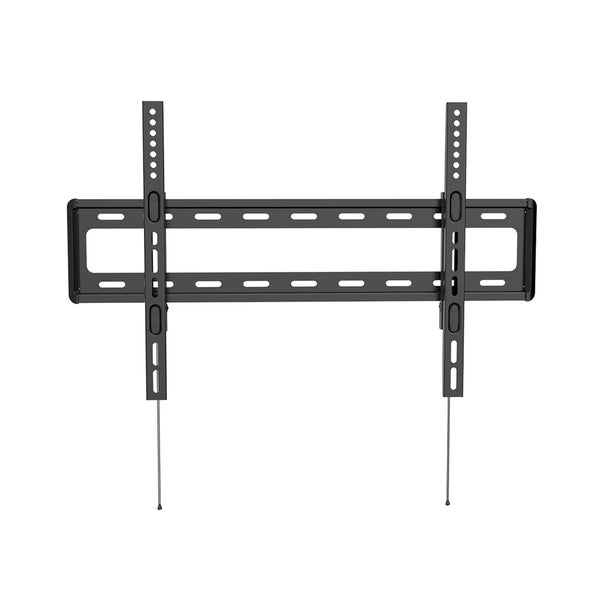 Loctek Curved TV Wall Mount Heavy-Duty Ultra-Slim Fixed Curved Flat Panel TV Mount (50-70 inches)