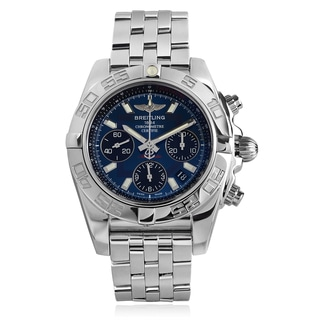 Breitling Men's 'Chronomat 41' Series AB014012-C830 Link Watch