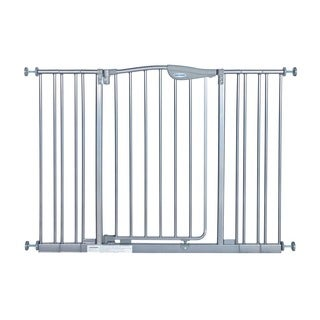 LA Baby Self-Closing Safety Gate with 4 Extensions