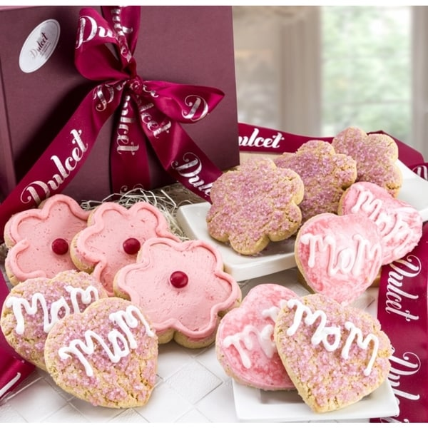 Mothers Day Gourmet Lovely Cookie Gift Box