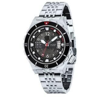 CCCP Aurora Men's Stainless Steel Watch