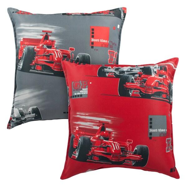 Sherry Kline F1 Print 22-inch Pillow