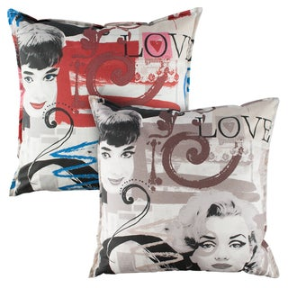 Sherry Kline Love Classics 24-inch Pillow