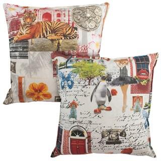 Sherry Kline Fanciful Classics 24-inch Pillow