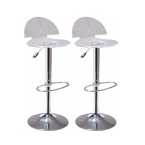 Sphinx Adjustable Barstool (Set of 2)