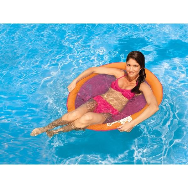 Spring Float Papasan