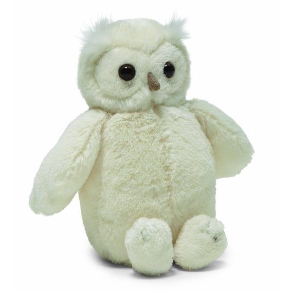 Jellycat Woodland Babe Cream Owl