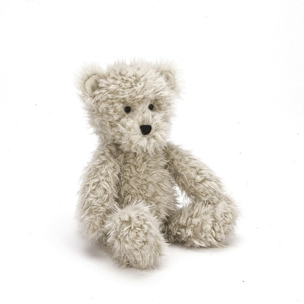 Jellycat Angora Chocolate Cocoa Bear